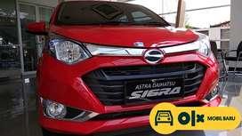 [Mobil Baru] Daihatsu Sigra New 2019 Banyak promo angsuran ringan