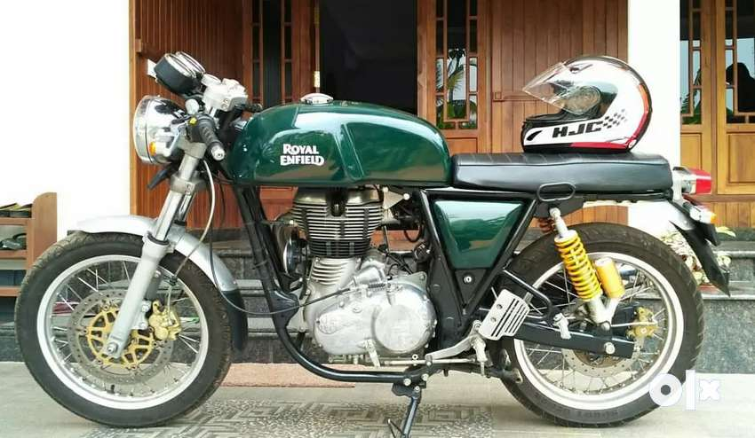 URGENT SALE Continental GT Green 535 with both stock and pinion seat 0