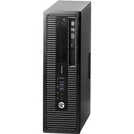 New HP Intel Core i5 6th Generation Computer @ Just Rs 15,500 Only...