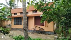 Single storey house along with 12 cent plot for sale