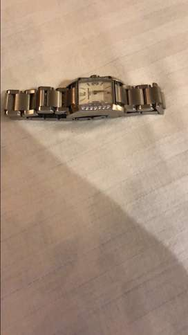 Branded watch for women