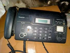 Fax machine panasonic kx-ft937
