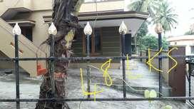 Shakthinagar independent house for sale 43 lks.