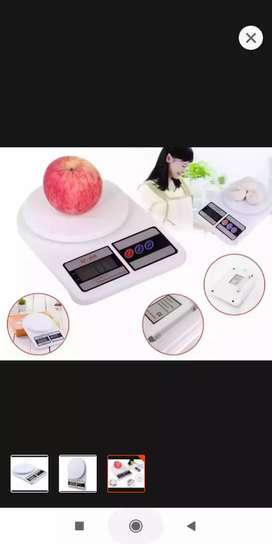Rs. 1250  | Imported Electronic Digital Kitchen Scale Digital Weight M