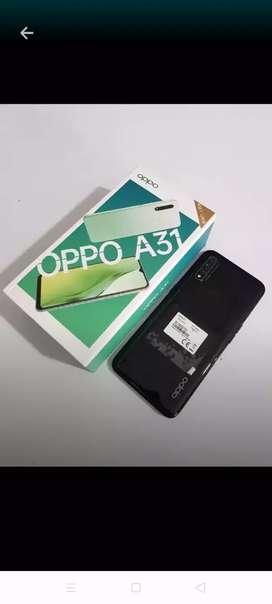 Oppo A 31.  RAM 4