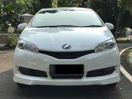 Toyota Wish 1.8 CBU Fc.Lift Tahun 2010 ( RARE)