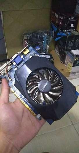 VGA CARD GT 730 4GB DDR 3 GIGABYTE