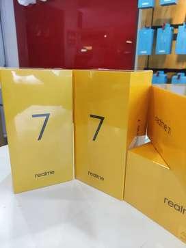 REALME 7 new garansi Resmi