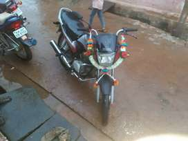 Good condition smooth used bike full showroom condition