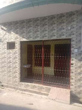 2 Rooms  Independent House on Rent - Ground Floor