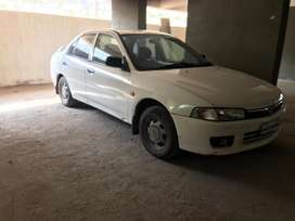Excellent condition Lancer Rs. 70000 only with CNG