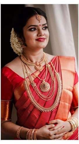 Bridal Jewellery & Makeup