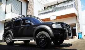 Ford Everest 2008 matic istimewa tinggal pakai