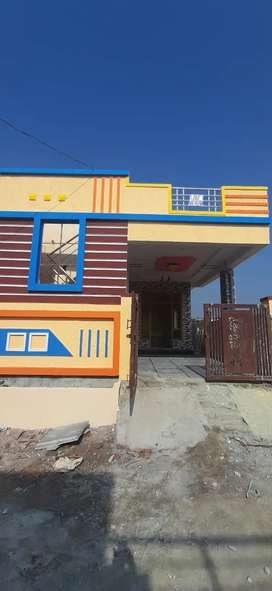 2BHK Independent 117 Sq.yrds House
