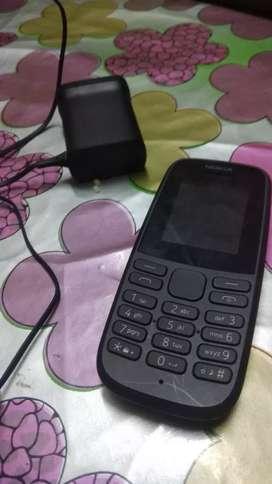 Nokia 105 - keypad mobile
