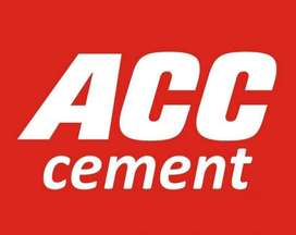 JOB OPENING FOR ACC CEMENT IN WEST BENGAL ,contact us sooon  starting
