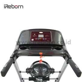 Elektrik Treadmill Motorized Aires i8