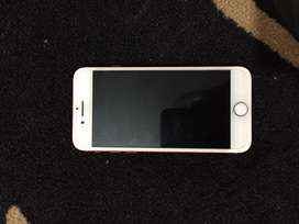Iphone 7 red color 128 gb