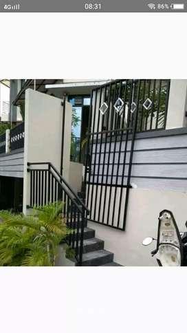 Balkon Pengaman Lantai 2