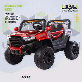 Baby Battery Operated Jeep and Car