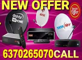 TATA SKY!DISH TV SET TOP BOX!AIRTEL SETUP BOX!MOBILE TV!DTH!LED TV!D2H
