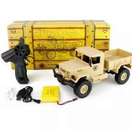 RC Military Truck Speed Propo B1