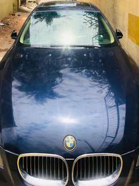BMW 5 Series 2012 rent for 5000rs