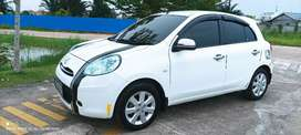 NISSAN MARCH 1.2 2012 manual
