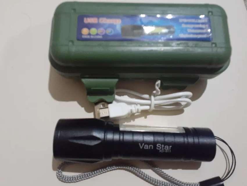 Senter swat mini led
