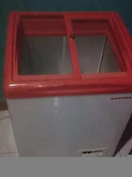 Freezer maspion 100 liter