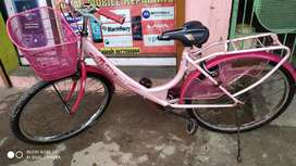 Sell girl bycicle perfect condition only 2200₹