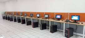 1SET PC LENGKAP UNTUK UNBK/OFFICE