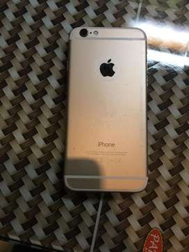 Apple Iphone 6 64gb gold colur