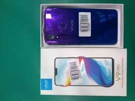 VIVO V9 PRO 6GB - 64GB  FULL KIT AVAILABLE
