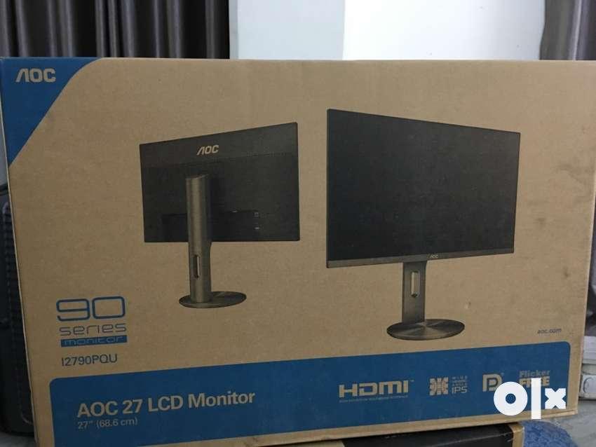 LED 27 inch AOC 30 months warranty 0