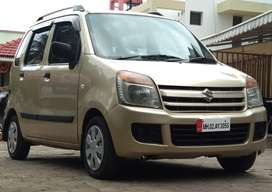 Maruti Suzuki Wagon R Duo, 2007, LPG