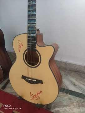 Mahagony guitar