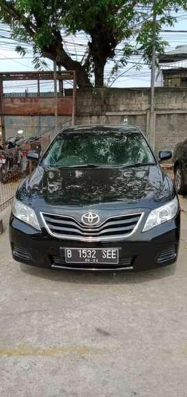 Toyota Camry Tahun 2011 hitam harga termurah