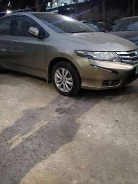 Honda City 1.5 V Manual Exclusive, 2012, Petrol