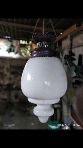 Promo lampu gantung hias klasik kuningan dekorasi jawa joglo lawasan