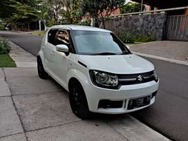 TERMURAH LikeNew Suzuki Ignis GL Manual 2018 km16rb Supertop condition