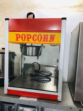 Pop corn machine electric