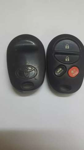 Toyota Camry remote available new
