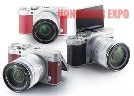 Camera mirroles Fuji Xa 3 kit Baru