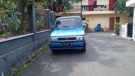 Toyota Kijang Pick-up Biru tahun 1993