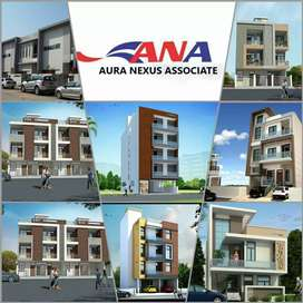 Commercial complete building for sale main road mansarover