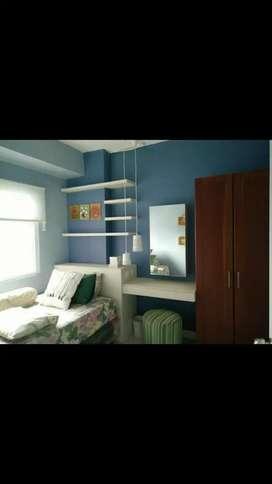 Di sewakan room Stay 2 kamar dan Studio di Green Pramuka City