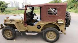 Modified Jeep Willy