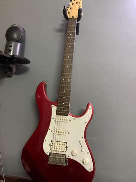 Yamaha pacifica new guitar