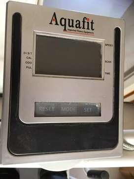 Aquafit fitness equipment manual treadmill